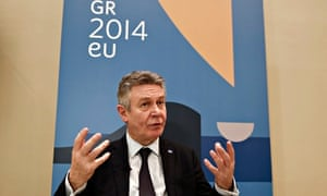 EU trade chief Karel De Gucht