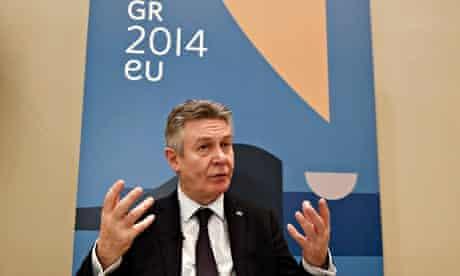 EU trade chief Karel De Gucht