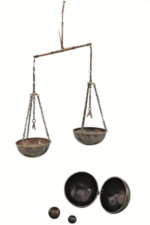 Viking collapsible weighing scales