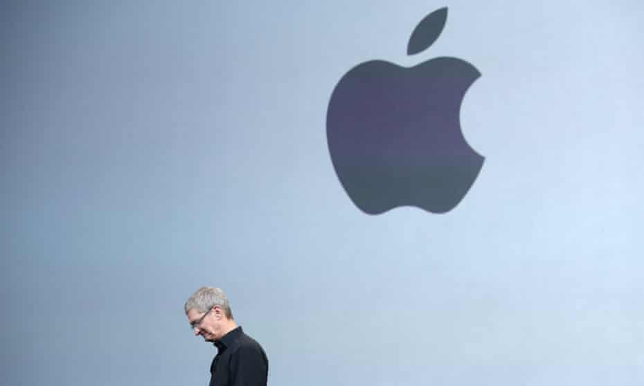 Apple CEO Tim Cook told National Center for Public Policy Research 'If you want me to do things only for ROI reasons, you should get out of this stock'
