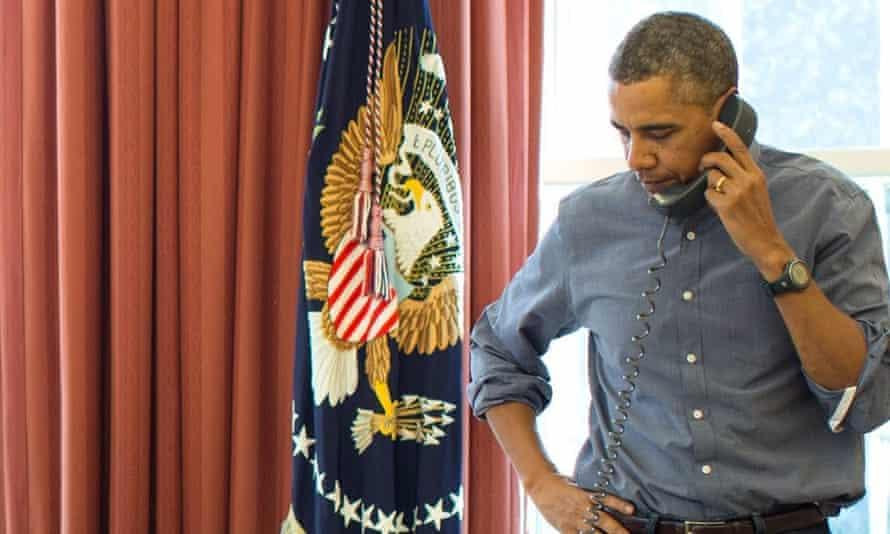 obama putin oval office call