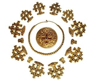 The Hiddensee Hoard of jewellery