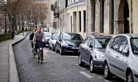 Cities: cycling 5, paris