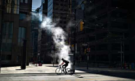 Cities: cycling 6, toronto