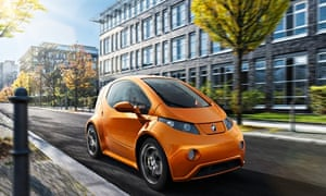 Fold-up and one-seater cars are coming to a city near you   Guardian ...