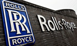 Rolls-Royce hit by defence spending cuts