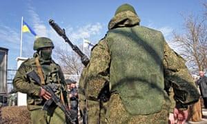 Soldiers Feodosia