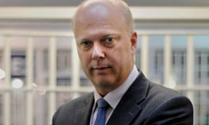 grayling insists no attempt curtail prisoners access books