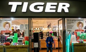 A branch of Tiger in central London