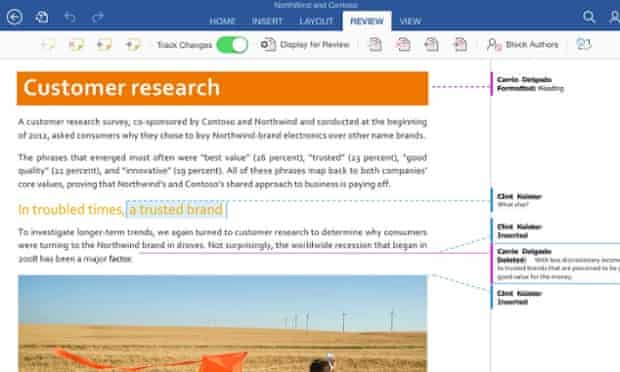 Microsoft has finally released its Office suite for iPad.