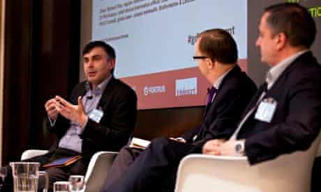 Panel at the data seminar