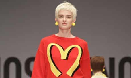 Moschino - Runway - Milan Fashion Week Womenswear Autumn/Winter 2014