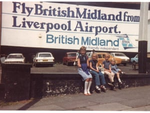 A classic airport advert in 1981
