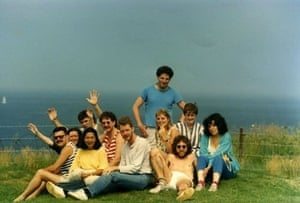 Pointe du Hoc, Normandy 1985