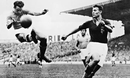 Alfredo Foni at the 1938 World Cup