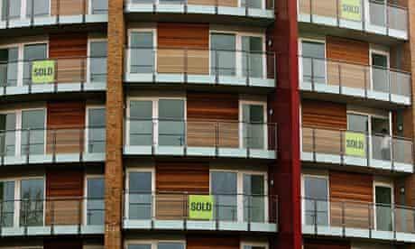 Newbuild flats in London