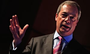 Ukip leader Nigel Farage said Putin was doing a better job on foreign policy than Cameron or Hague