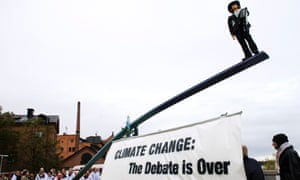 Who do you trust for global warming news: 97% of scientists or some guy on Fox News?