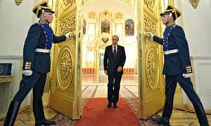 Vladimir Putin, doors