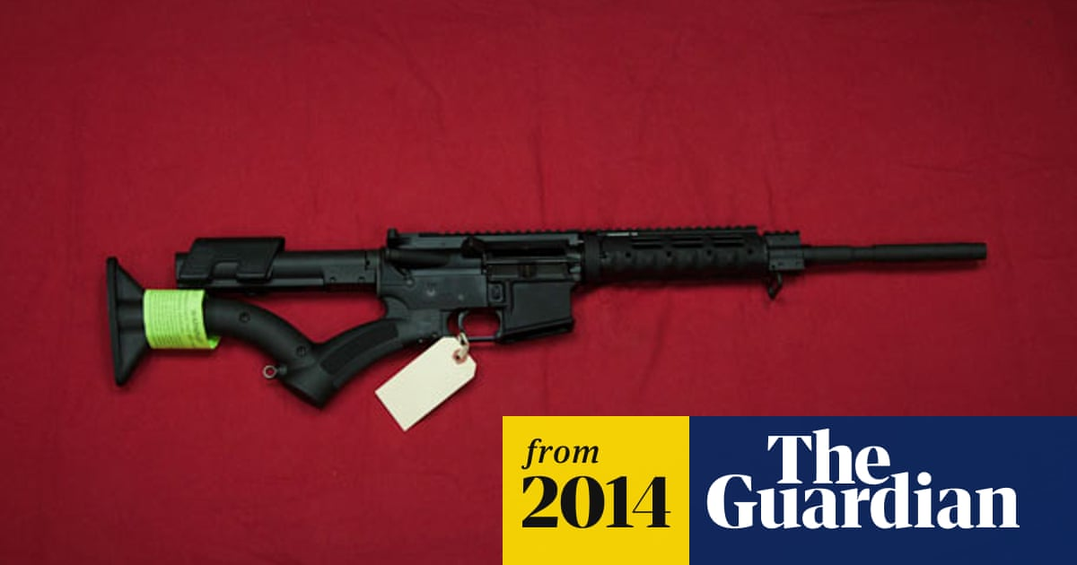 New York assault weapons ban circumvented with simple modification
