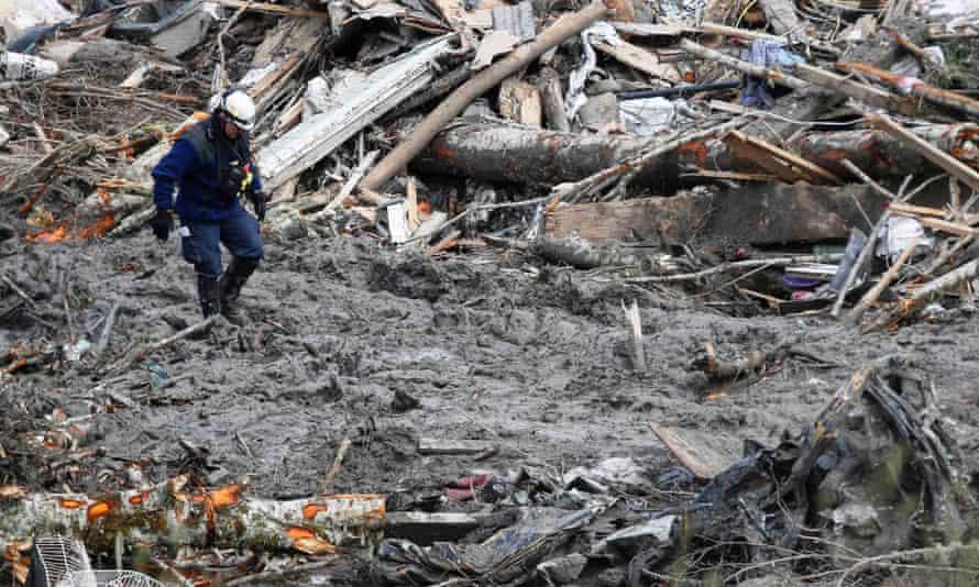 oso washington mudslide