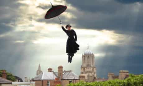 National Storytelling Laureate Katrice Horsley as Mary Poppins, from Mary Poppins by P.L. Travers. With kind permission of the P L Travers Estate and the Mary Shepard Estate.