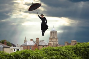 National Storytelling Laureate Katrice Horsley as Mary Poppins, from Mary Poppins by PL Travers. With kind permission of the PL Travers Estate and the Mary Shepard Estate.