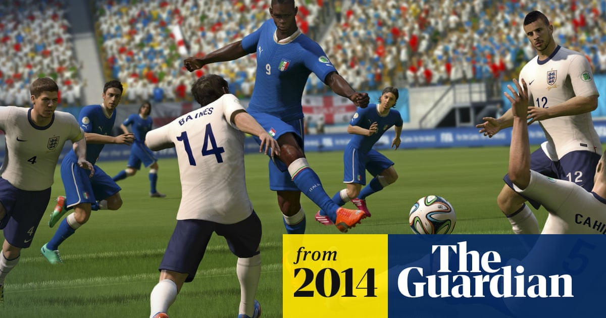 120c78aee Fifa World Cup Brazil video game preview – the greatest show on turf ...