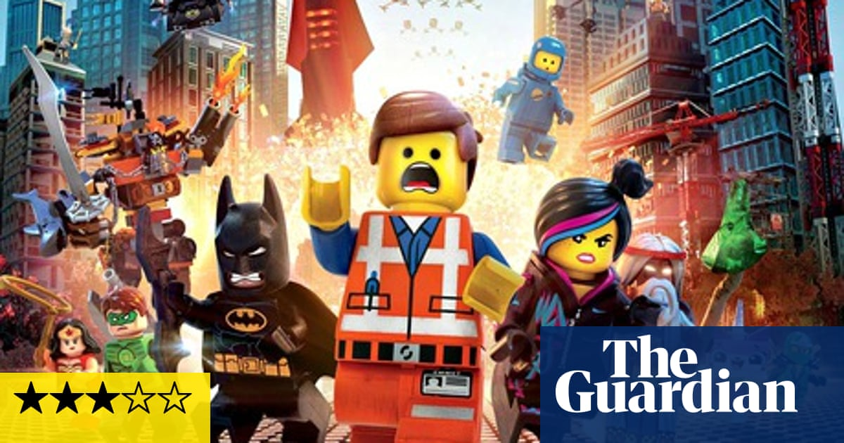The Lego Movie Videogame Game Review Film The Guardian