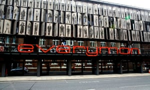 Everyman theatre Liverpool new building