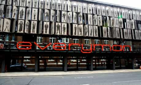 Everyman theatre Liverpool new building