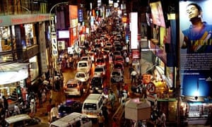 Could Chennai Become Indias Model Green City  Working In  Chennai Congestion