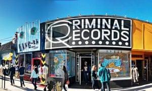 Criminal Records, Atlanta