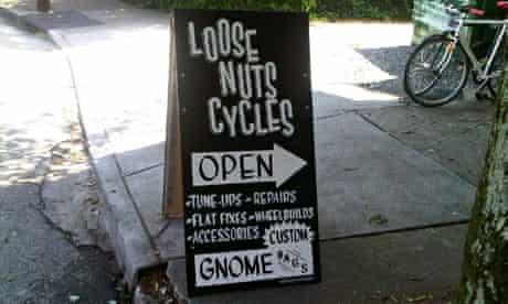 Loose Nuts Cycles, Atlanta