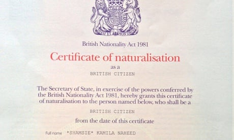 Kamila Shamsie on applying for British citizenship: \'I never felt ...