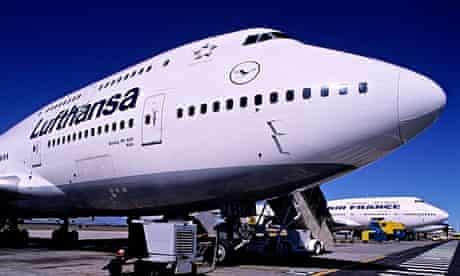 Lufthansa company