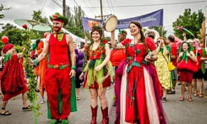 Tomato Art Festival, Nashville