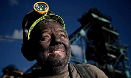 Britain's last miners face up to an uncertain future