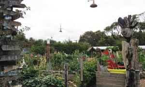 Veg Out gardens in Melbourne, Australia.