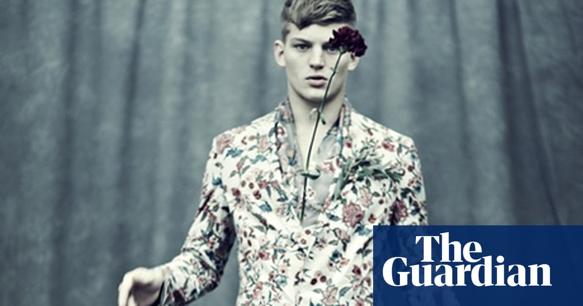 c95b25b4b77 Can men wear florals? | Fashion | The Guardian