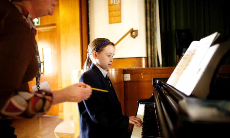 Analysis by researchers at Goldsmiths University suggests that wealthier people are more musical