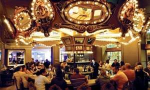 Carousel Bar at Montleone Hotel, New Orleans