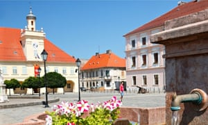 Osijek old town