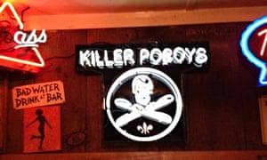 Killer Po' Boys, New Orleans