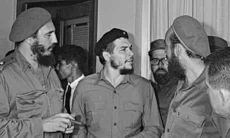 Fidel Castro and Che Guevera
