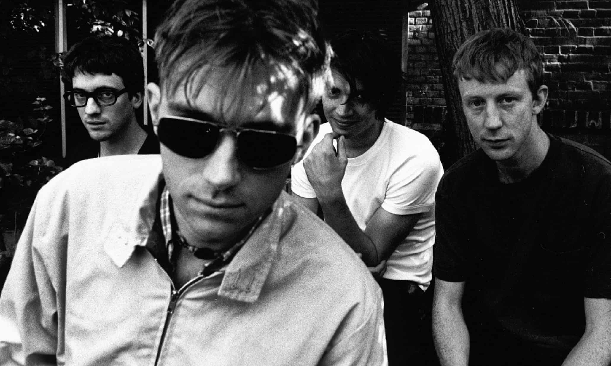 Blur in 1994: a career snapshot – in pictures
