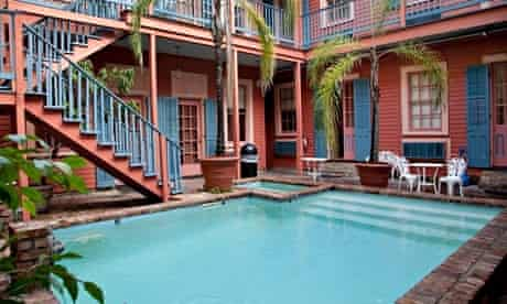 Frenchmen Hotel, New Orleans
