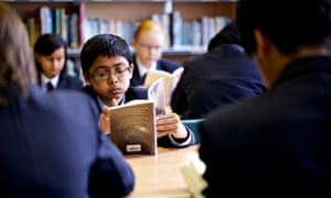 Down with skool! … year 7 pupils are choosing books beneath their reading age. Let them, says Philip