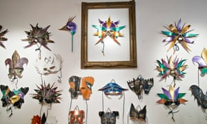The Mask Gallery, New Orleans