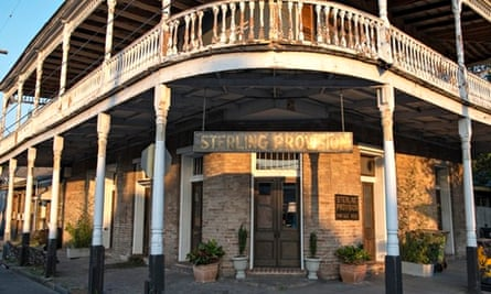 Sterling Provisions, New Orleans
